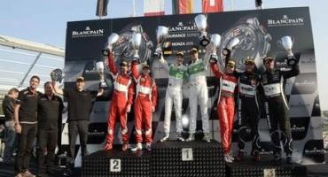 Blancpain Endurance Series, nella prima tappa di Monza sei Ferrari sul podio