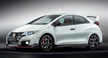 Honda Civic Type R: già ordinabile a 37.500 €, prime consegne a Luglio