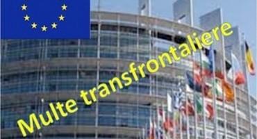 Unione Europea: a breve una nuova Direttiva sulle multe stradali