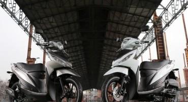 Nuovo Suzuki ADDRESS, scooter pratico, efficiente e prezzo imperdibile