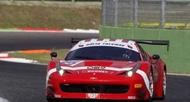 ACI Sport, Italiano GT, al via anche BMS-Scuderia Italia con Lucchini-Venturi (Ferrari 458 Italia GT3)