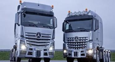 Daimler Truck al Transpotec 2015