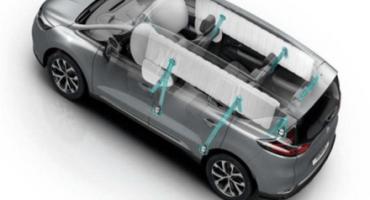 Il nuovo Renault Espace ottiene Cinque stelle al Crash-Test EuroNcap
