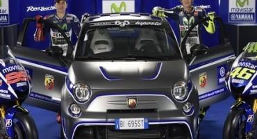 Abarth: nel weekend porte aperte per la 595 Competizione e Trofei a Monza