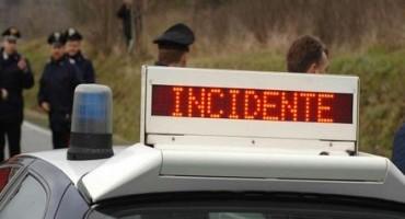 Incidenti stradali, ultimo weekend di Marzo: in aumento i sinistri e il numero dei feriti