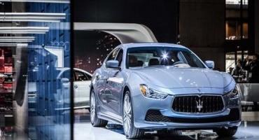 La presenza di Maserati al Salone di New York