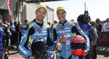 Suzuki, Endurance World Championship, GSX-R storms to Le Mans victory!
