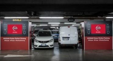 Parcheggiare non sarà più un problema…parola di Nissan