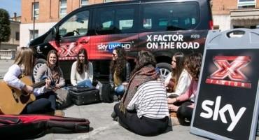 Peugeot 108 e X Factor 2015 alla ricerca di voci nuove e talenti inediti