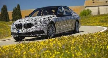 Nuova BMW Serie 7, sarà il riferimento della categoria
