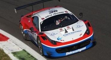 ACI Sport, Italiano GT, nel tricolore il Team Ombra Racing schiera i piloti Matteo Beretta ed Alex Frassineti (Ferrari 458 Italia GT3)