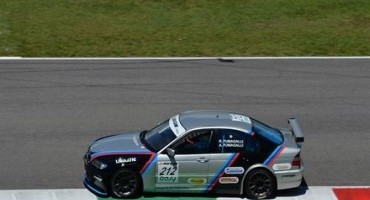 ACI Sport, Italiano Turismo Endurance, Alberto e Riccardo Fumagalli (Zerocinque Motorsport) allo start con la BMW 320 S2000