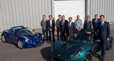 Lotus celebrates production landmark, continuously improved industry benchmark