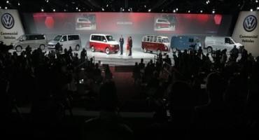 Volkswagen Veicoli Commerciali presenta la nuova generazione della gamma T