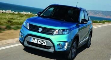 Nuova Suzuki Vitara: riceve le cinque stelle Euro NCAP