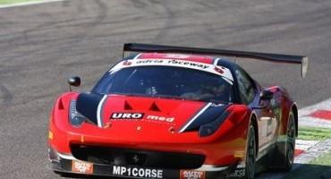 """ACI Sport, Italiano GT: """"MP1 Corse"""" sarà presente al via con Max Mugelli e Daniele Di Amato (Ferrari 458 Italia GT3)"""