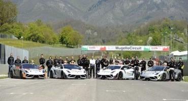 ACI Sport, Italiano GT, Imperiale Racing fa sul serio e schiera quattro Lamborghini
