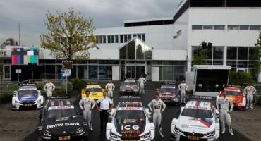 BMW Motorsport presenta il programma 2015 a Norimberga