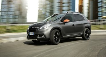 Peugeot 2008 Black Matt, sportiva e anticonformista