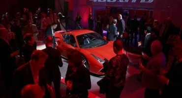 Ferrari 488 GTB, il debutto a Londra