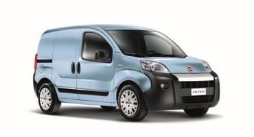 """Fiat Fiorino """"Natural Power"""", ad Aprile è tuo con soli 99 € al mese per cinque anni"""