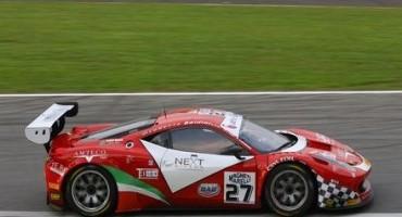 ACI Sport, Italiano GT, anche la Scuderia Baldini 27, già vincitrice nel 2014 del titolo GT3, si presenta al via con il duo Casè-Gattuso