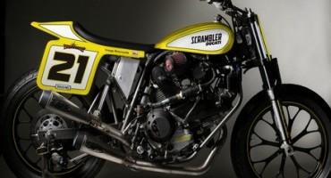 Troy Bayliss guiderà una special Ducati nel Campionato Americano Flat Track 2015