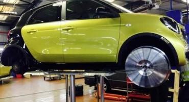 Da Stoccarda un nuovo progetto pilota, smart forrail