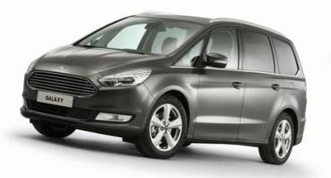Ford presenta il nuovo Galaxy: praticità, eleganza, comfort e 7 posti
