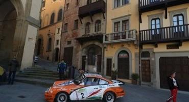 ACI Sport, Italiano Rally Auto Storiche, al Rally Storico Campagnolo gli iscritti sono 166!