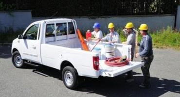 Mahindra Genio, il nuovo pick-up adatto alle piccole imprese