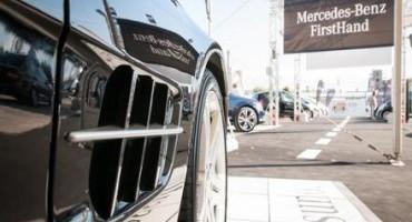 La ricerca DealerSTAT 2015 premia FirstHand, il programma di usato ufficiale Mercedes