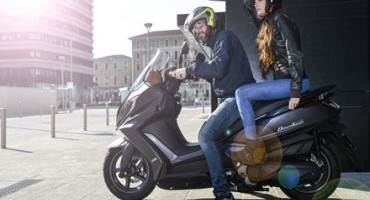 Nuovo Kymco Downtown 350I ABS
