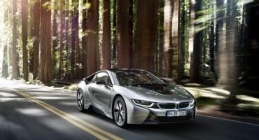 BMW i8 si aggiudica il World Green Car Award.