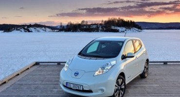 Nissan, con il pulsante GYM avrai una palestra in auto