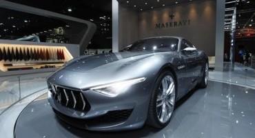Maserati, Salone di Seoul, premiere per la concept Alfieri e presentazione della nuova Quattroporte con il V6 Twin Turbo da 350 cavalli