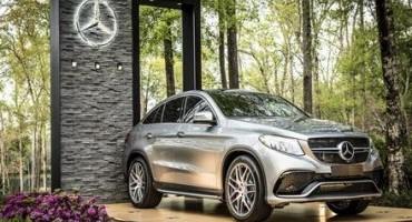 Mercedes-Benz è Global Sponsor del torneo Masters 2015