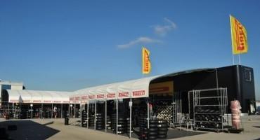 WSBK, Pirelli in grande stile ad Aragón per l'Europeo, con oltre 4600 pneumatici. All'esordio due nuove classi
