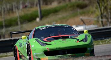 Blancpain Sprint Series, Ferrari: quinto posto per l'equipaggio del Team Rinaldi Racing