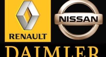 Cooperazione strategica tra il Gruppo Renault-Nissan e Daimler AG per il segmento dei pick-up