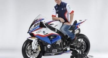 WSBK, BMW Motorrad Italia SBK Team: a partire dal round di Aragon sarà Ayrton Badovini a scendere in pista