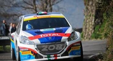 Peugeot Italia, tutto pronto per il Rally di San Remo