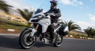 """Multistrada 1200: porte aperte in tutti i Ducati Store per la nuova """"multibike"""""""