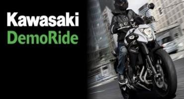 Kawasaki, al via i Demo Ride, si parte da La Spezia l'11 e 12 Aprile