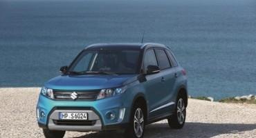 Nuovo Suzuki Vitara, efficienza, consumi contenuti e trazione ALLGRIP