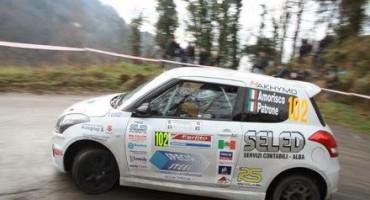 Suzuki Rally Trophy al 62esimo Rally di Sanremo: al via il secondo round del monomarca
