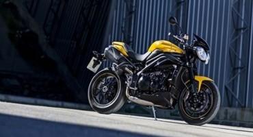 Triumph celebra i 21 anni di Speed con due Special Edition, la Speed 94 e la Speed 94 R