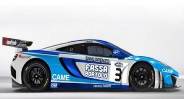 ACI Sport, Italiano GT, al via anche il team Racing Studios con gli equipaggi Biagi-Francioni e Mancinelli-Geri (McLaren MP4-12C)