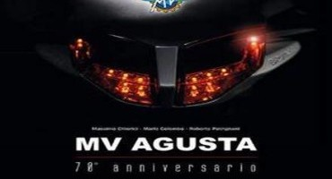 MV Agusta 70° Anniversario