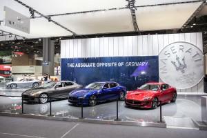 Maserati_Seoul Motor Show_stand -